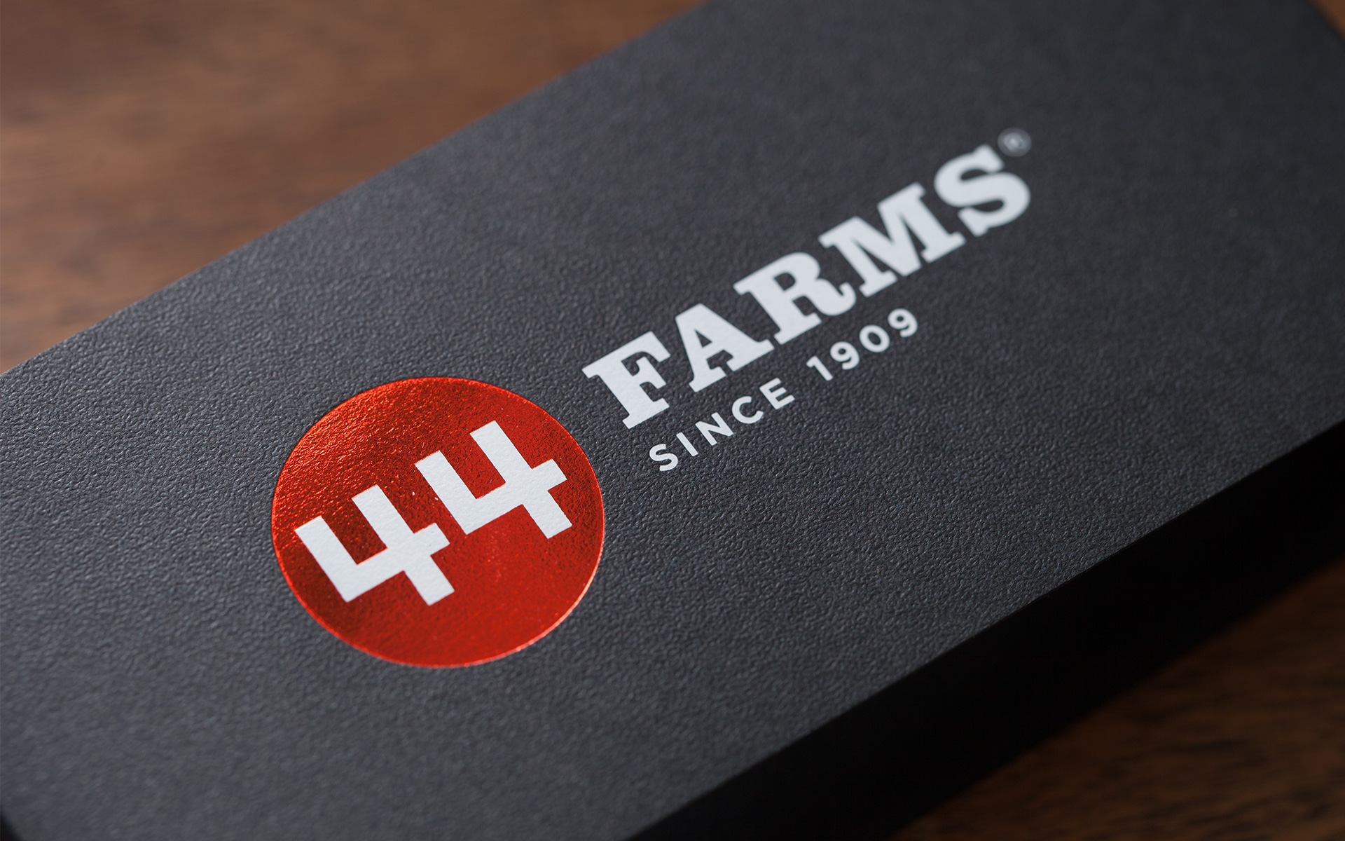 44 Farms Packaging