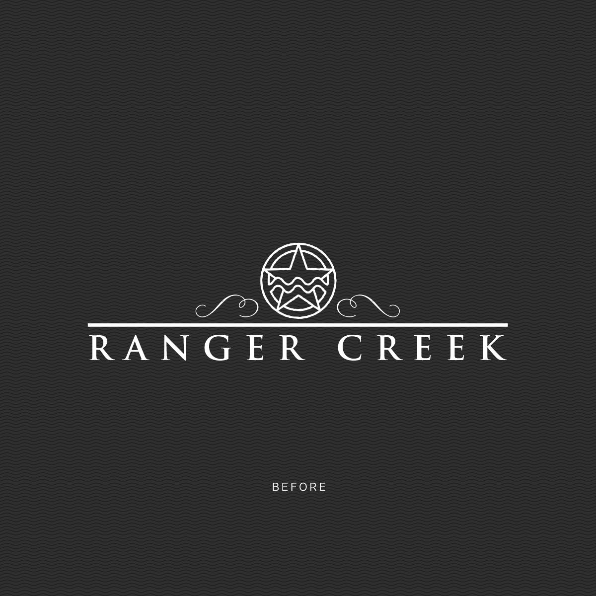 Ranger Creek Branding
