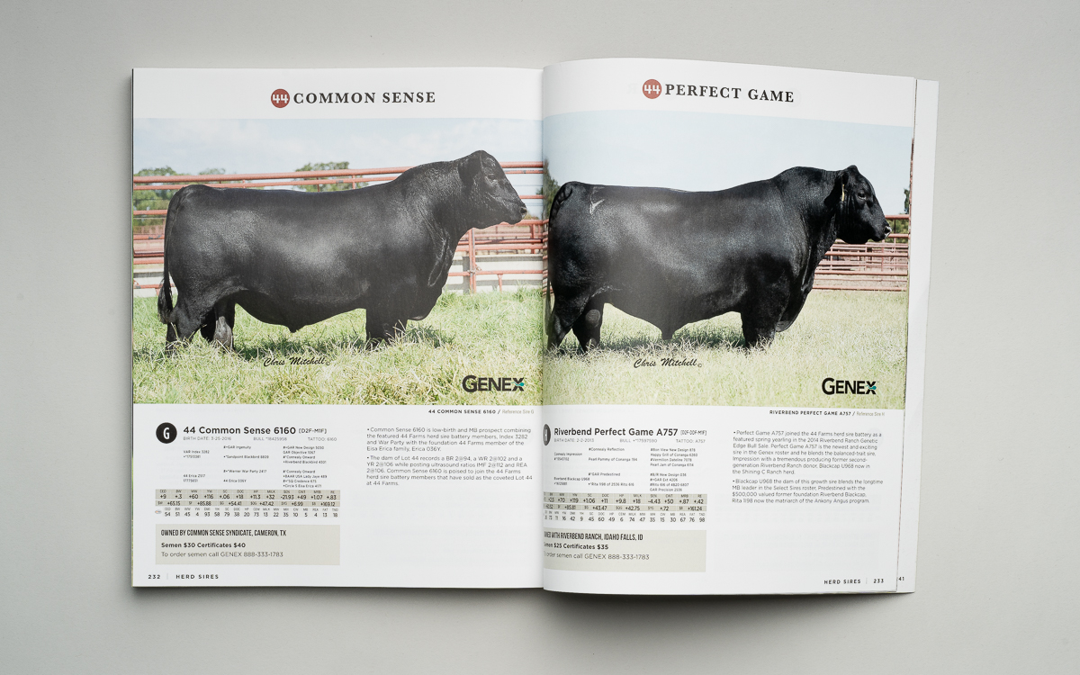44 Farms Catalogs