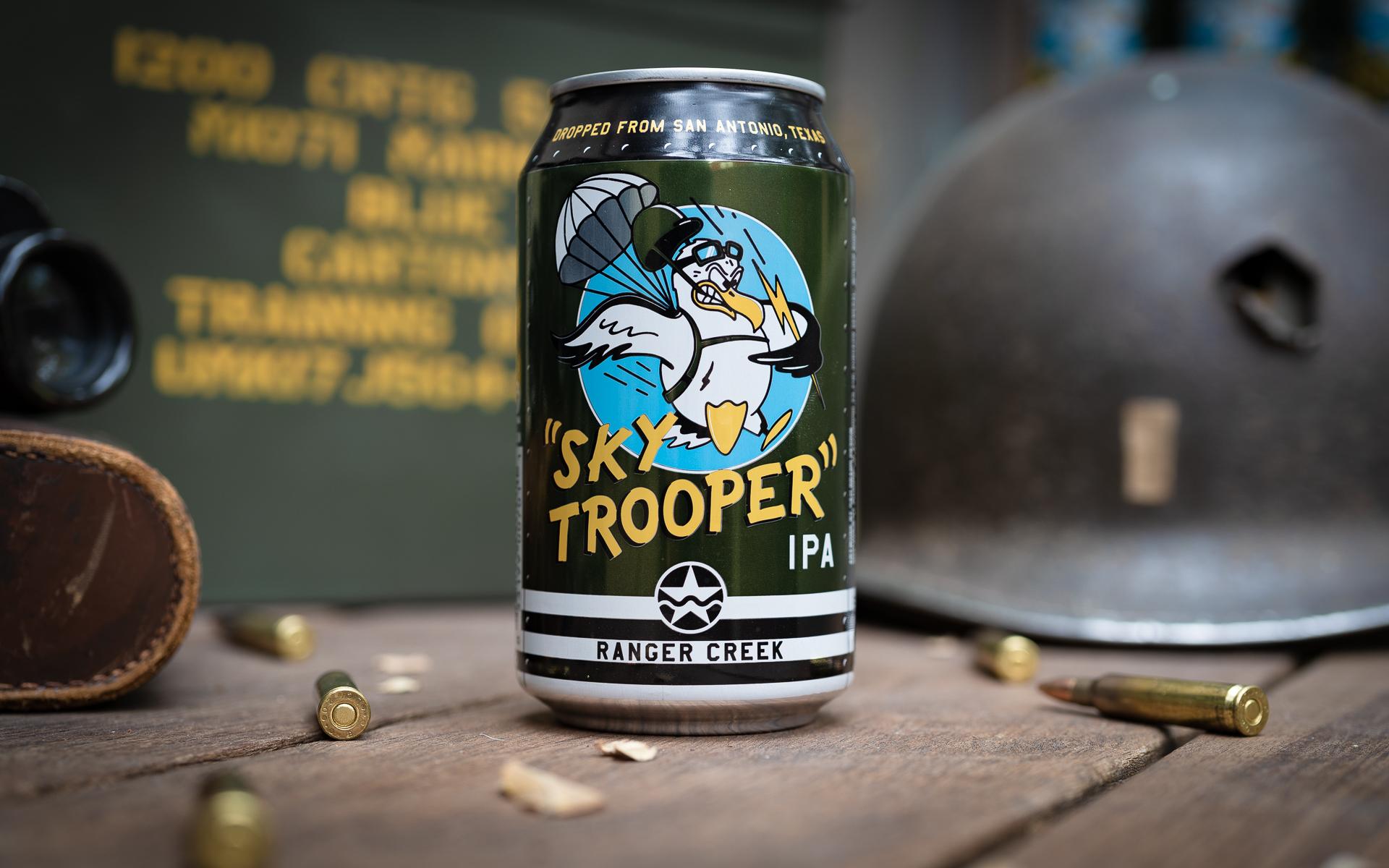Ranger Creek Skytrooper IPA