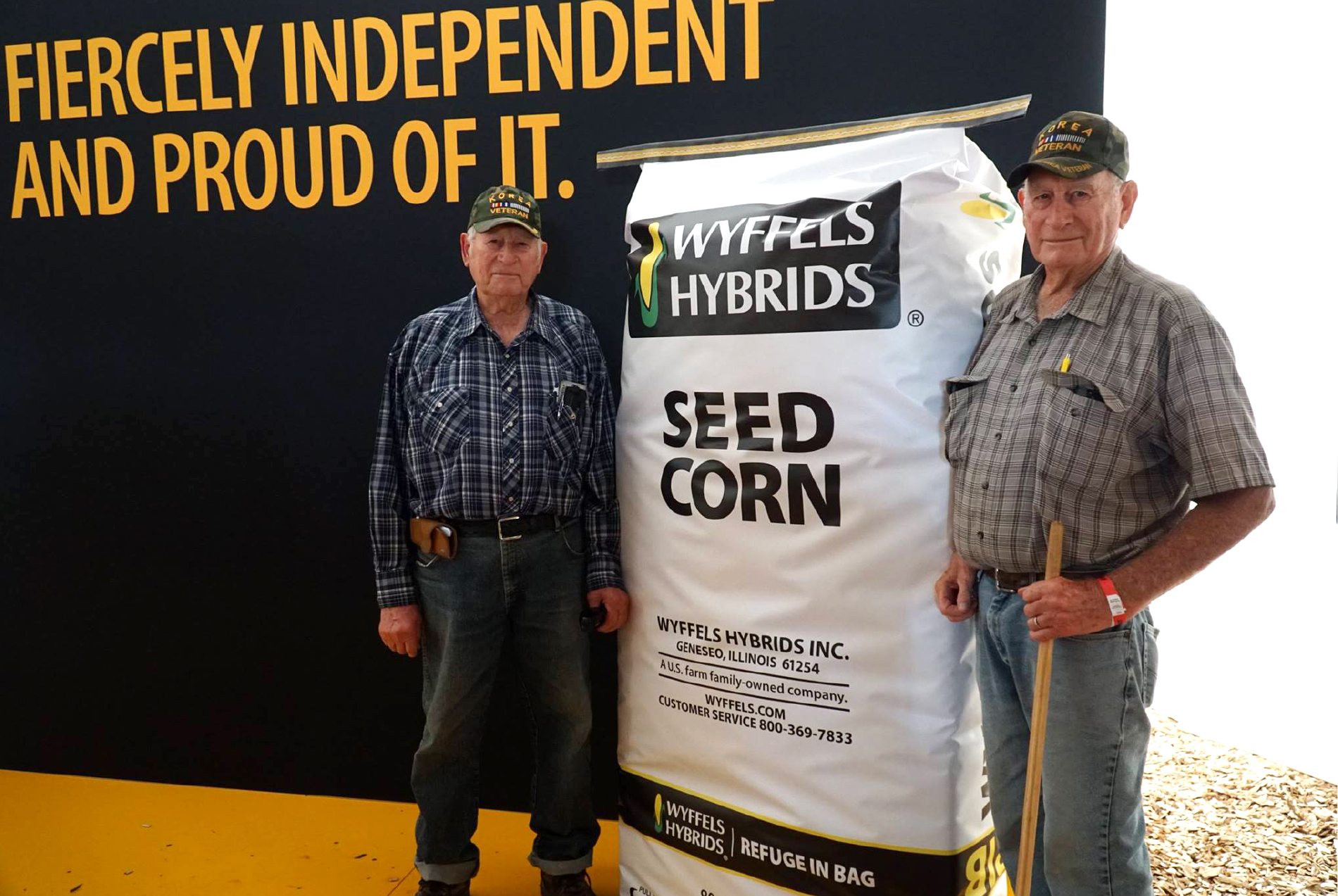 Wyffels Hybrids Independents Day
