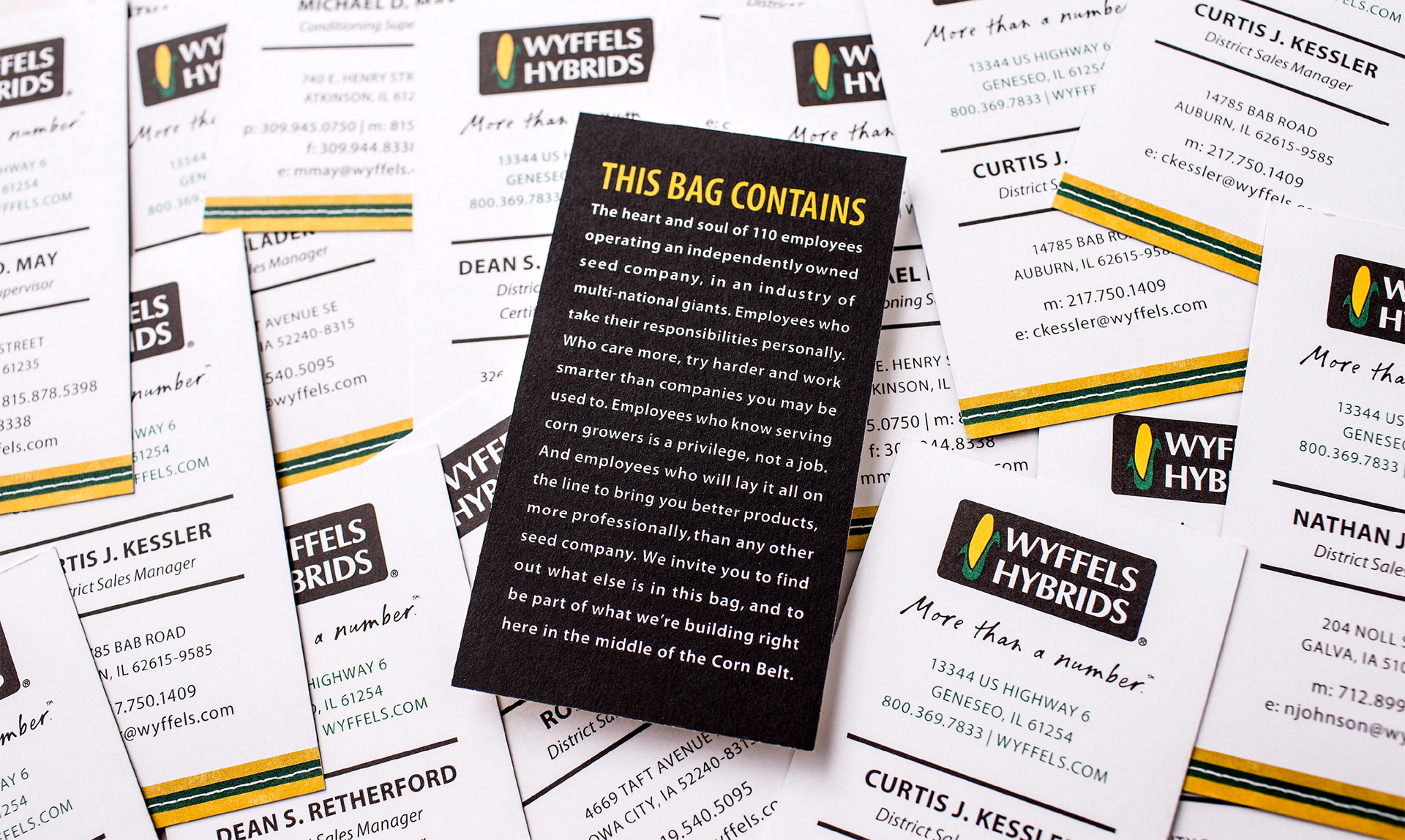 Wyffels Hybrids Collateral